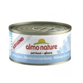 Cat Hfc Legend Natural Atún y Boquerones 70g de Almo Nature