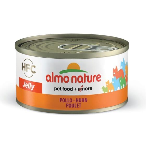 Adult Cat Hfc Legend Natural Pollo y Calabaza 70g de Almo Nature