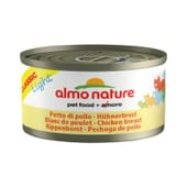 Classic Light Frango e Barracuda 50g da Almo Nature