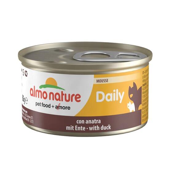 Cat Daily Menu Pato 100g de Almo Nature