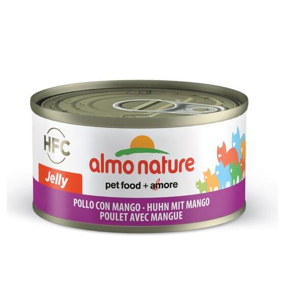 Cat Hfc Legend In Natural Pollo Con Mango 70g de Almo Nature
