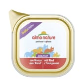 Adult Cat Daily Menu Buey 100g de Almo Nature