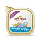 Adult Dog Daily Menu Bacalao y Judias 300g de Almo Nature