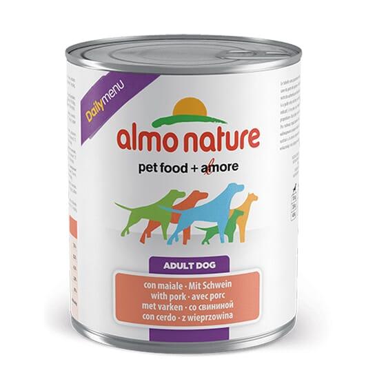 Adult Dog Daily Menu Cerdo 800g de Almo Nature