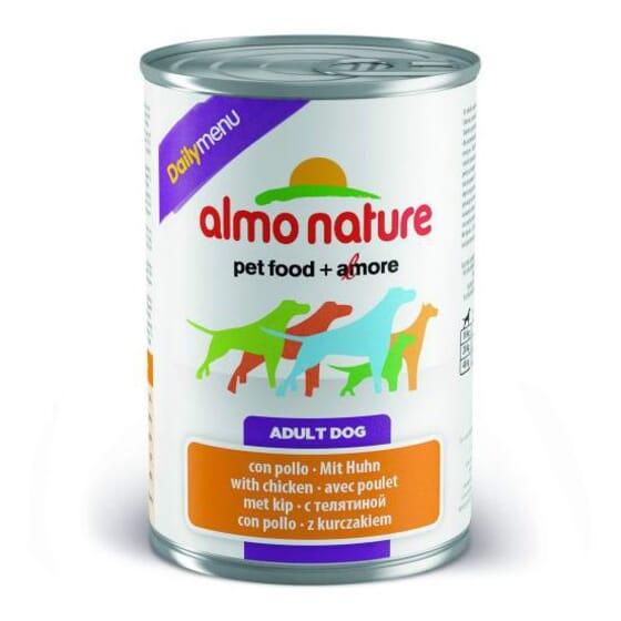 Adult Dog Daily Menu Cordero 400g de Almo Nature