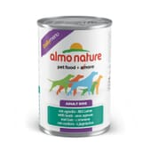 Adult Dog Daily Menu Pato 400g de Almo Nature