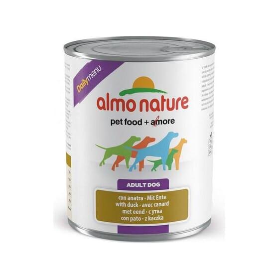 Adult Dog Daily Menu Pato 800g de Almo Nature