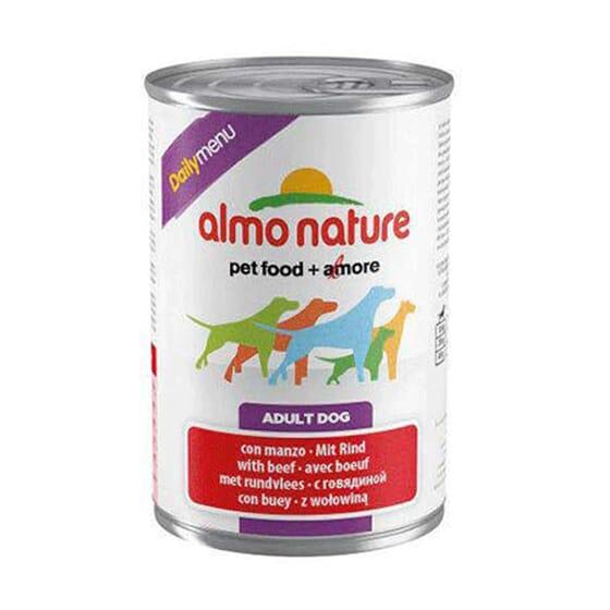 Adult Dog Daily Menu Ternera 800g de Almo Nature
