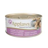 Cat Kitten Lata Sardina Para Gatitos 70g de Applaws