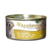 Dog Puppy Lata Con Pollo Para Cachorros 95g de Applaws