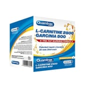 L-CARNITINE 2500 GARCINIA 500 - 20 x 25 ml de Quamtrax