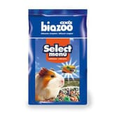 Comida Nature Select Para Porquinho-da-Índia 1 Kg da Axis Biozoo