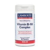 Vitamin B-100 Complex 60 Tabs de Lamberts