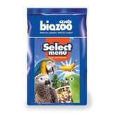 Comida Extrusionada Para Papagaios 800g da Axis Biozoo