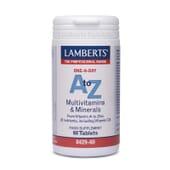 A-Z MULTIVITAMINES ET MINÉRAUX 60 Comprimés - LAMBERTS