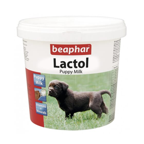 Lactol Leche en Polvo 500g de Beaphar