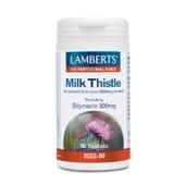 Milk Thistle 90 Tabs da Lamberts