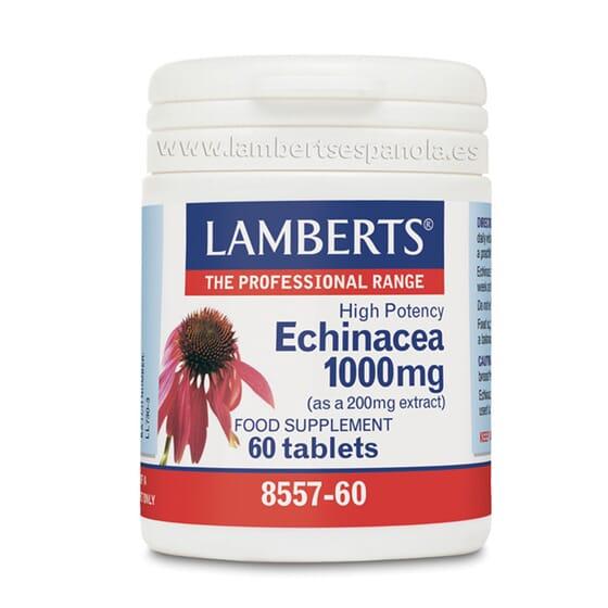 Echinacea 1000mg 60 Tabs de Lamberts