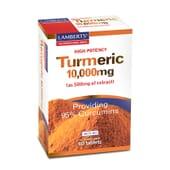 TURMERIC 10 mg 60 Comprimés - LAMBERTS