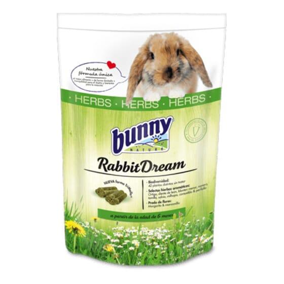 Dream Conejo Hierbas 750g de Bunny