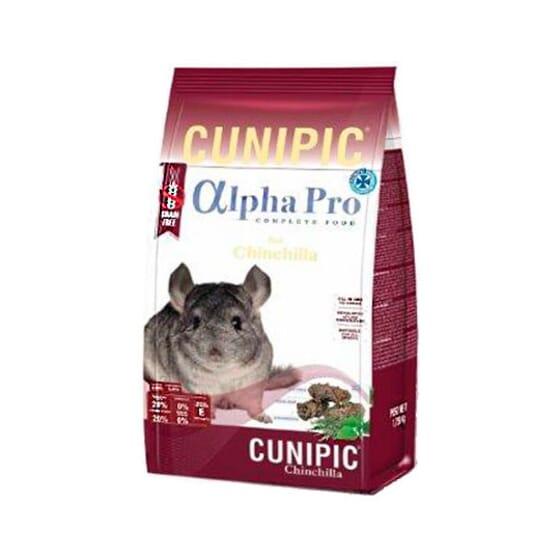 Alpha Pro Chinchilla 500g de Cunipic