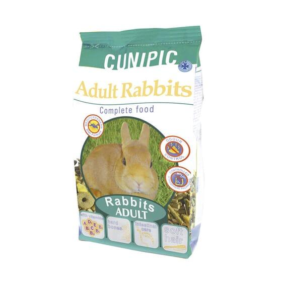 Pienso Para Conejos Adultos 3 Kg de Cunipic