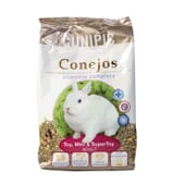 Pienso Para Conejos Toy, mini, Supertoy Adultos 2,5 Kg de Cunipic