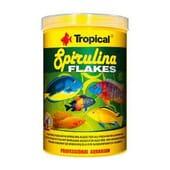 Spirulina Flakes 100 ml da Tropical