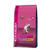 Cão Adulto Control De Peso Raças Pequenas Frango 3 Kg da Eukanuba
