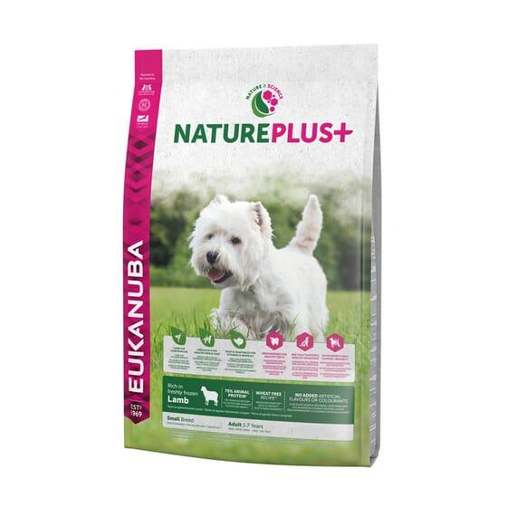 Nature Plus+ Perro Adulto Razas Pequeñas Cordero 10 Kg de Eukanuba