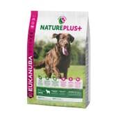 Nature Plus+ Cão Adulto Raças Grandes Borrego 10 Kg da Eukanuba