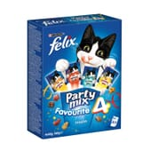 Snack Party Mix Surtido 4 Sobres De 40g de Felix