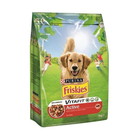 Active Rico En Carnes 15 Kg de Friskies