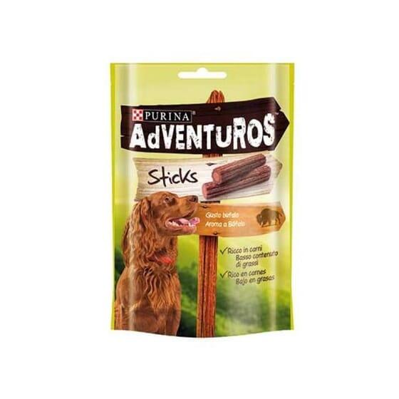 Adventuros Sticks Búfalo 120g de Purina