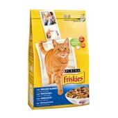 Chat Adulte à la Morue et Légumes 4 kg de Friskies