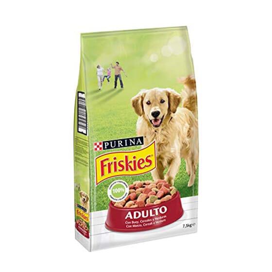 Cão Adulto Carne de Vaca Com Cereales e Verduras 15 Kg da Friskies