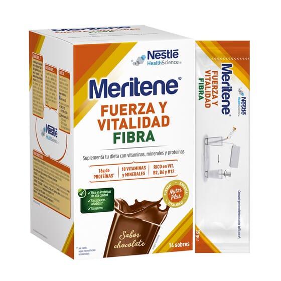 Meritene Fibra 14 x 35g da Meritene