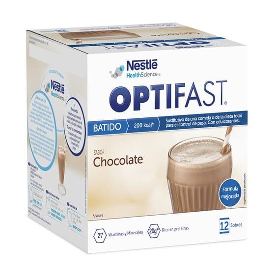 OPTIFAST BATIDO 12 x 53g de Optifast