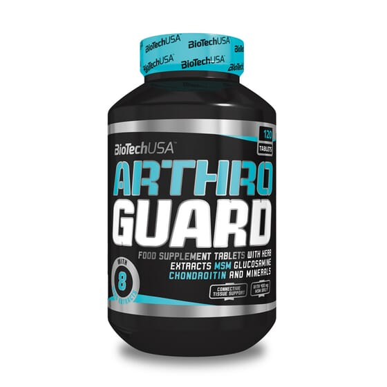 Arthro Guard 120 Tabs de Biotech Usa