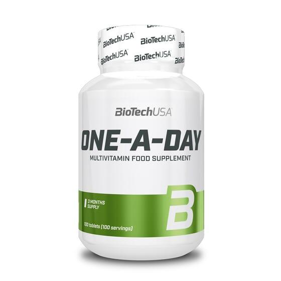 ONE-A-DAY 100 Comprimés - BIOTECH USA