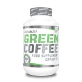 GREEN COFFEE 120 Comprimés - BIOTECH USA