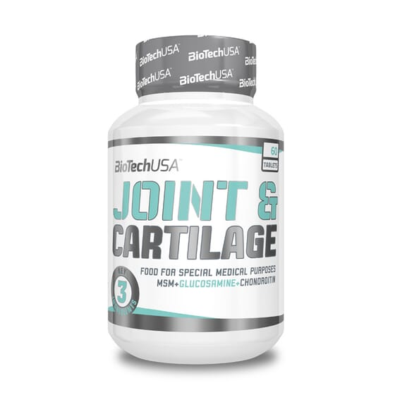 Joint & Cartilage 60 Tabs da Biotech USA
