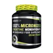 100% Creatine Monohydrate Micronized 1000g da Biotech USA