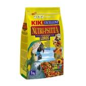 Excellent Nutri-Psitta Alimento Para Papagaios Paquete 1 Kg da Kiki