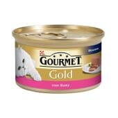 Gold Mousse Buey 85g de Gourmet