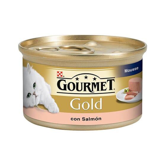 Gold Terrine Salmón 85g de Gourmet