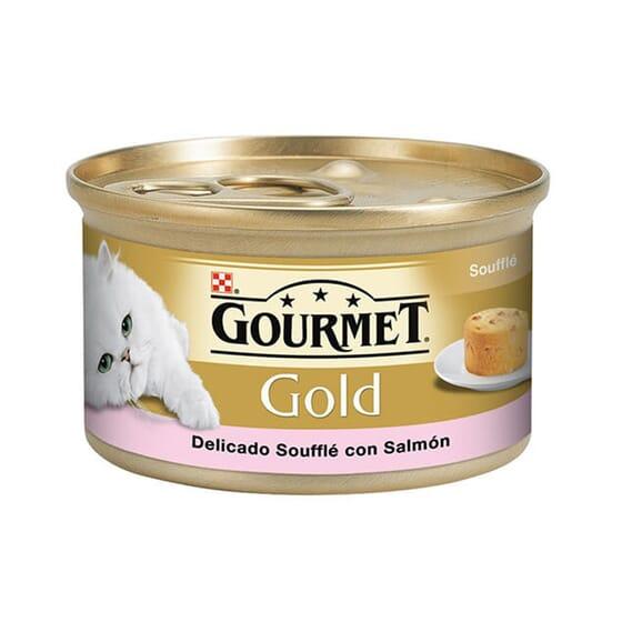 Gold Soufflé Salmón 85g de Gourmet
