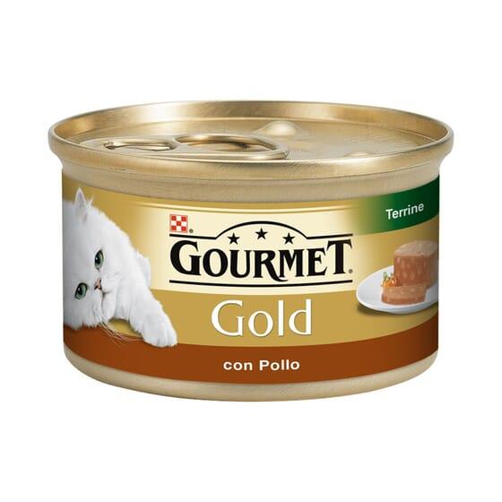 Gold Terrine Pollo 85g de Gourmet