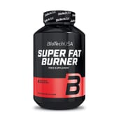 Super Fat Burner 120 Tabs de Biotech Usa