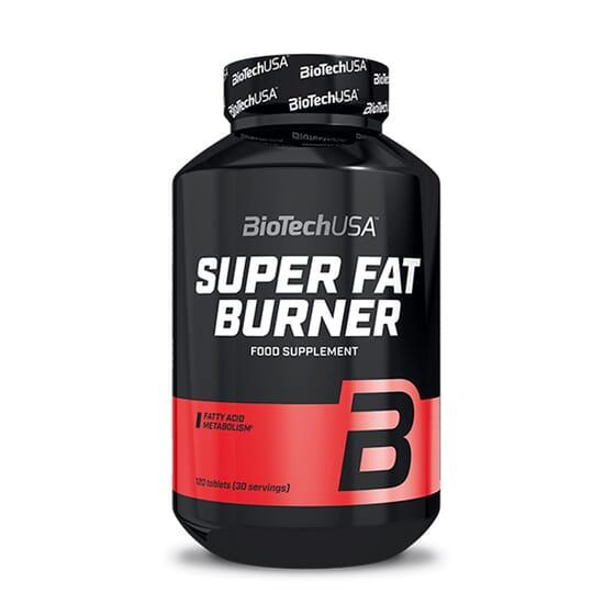 SUPER FAT BURNER 120 Comprimés - BIOTECH USA